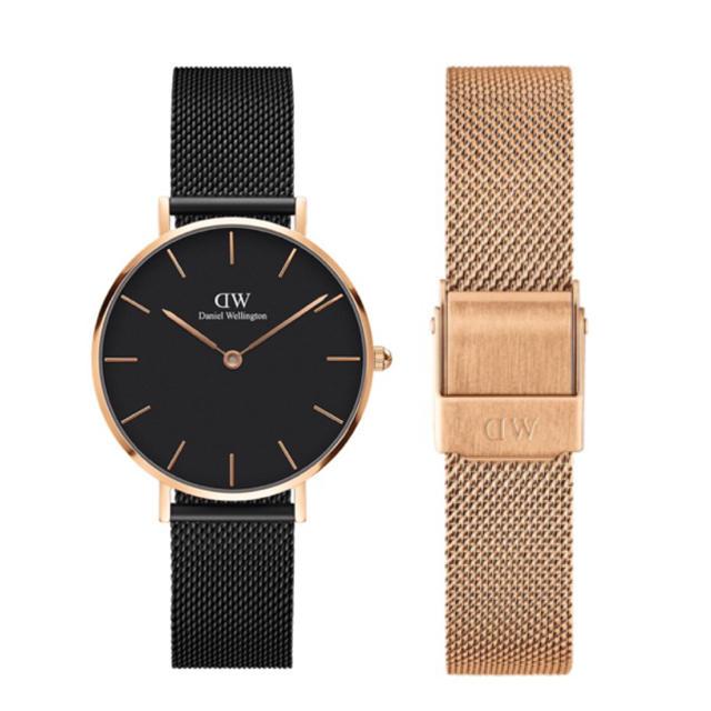Daniel Wellington - 【32㎜】ダニエル ウェリントン腕時計 DW201+ベルトSET《3年保証付》の通販 by wdw6260|ダニエルウェリントンならラクマ
