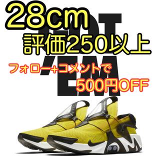 ナイキ(NIKE)のnike adapt huarache アダプト ハラチ 28cm(スニーカー)
