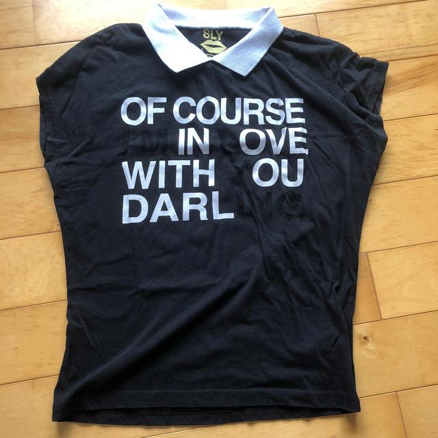 SLY(スライ)のSLY  半袖トップス レディースのトップス(Tシャツ(半袖/袖なし))の商品写真