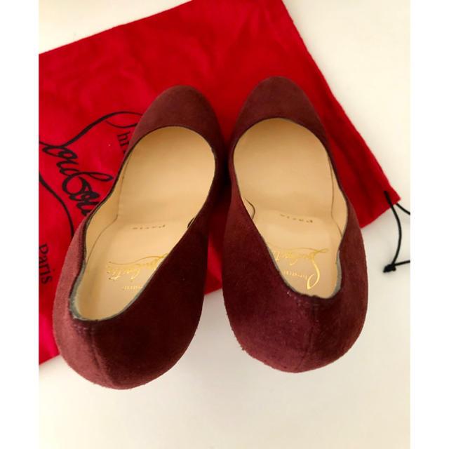 Christian Louboutin(クリスチャンルブタン)の新品未使用 ❗️ルブタン パンプス レディースの靴/シューズ(ハイヒール/パンプス)の商品写真