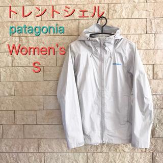 パタゴニア(patagonia)のトレントシェル patagonia Women's S(ナイロンジャケット)