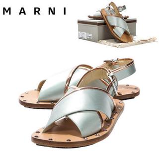 マルニ(Marni)のMARNI 定価92,880円(サンダル)