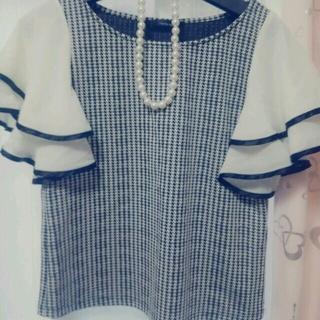 ミスティウーマン(mysty woman)のトップス♡(Tシャツ(半袖/袖なし))