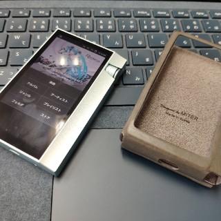 アイリバー(iriver)のAstell&Kern AK70 64GB ミスティミント(ポータブルプレーヤー)