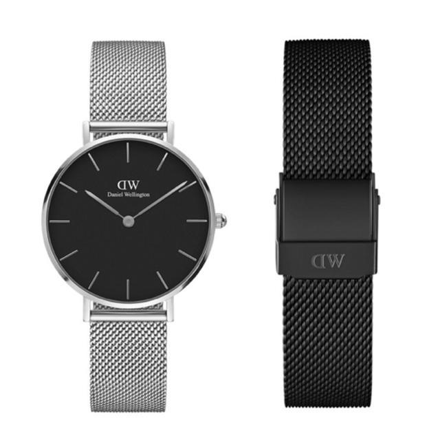 Daniel Wellington - 【32㎜】ダニエル ウェリントン腕時計 DW162+ベルトSET《3年保証付》 の通販 by wdw6260|ダニエルウェリントンならラクマ