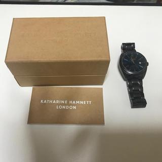 キャサリンハムネット(KATHARINE HAMNETT)のキャサリンハムネット⭐︎腕時計(腕時計)