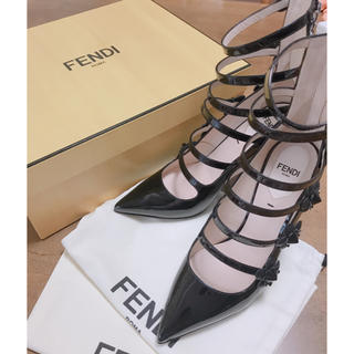 FENDI - FENDIパンプス