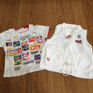 パーソンズキッズ(PERSON'S KIDS)のperson'sキッズ(Tシャツ/カットソー)