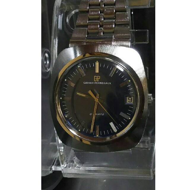 GIRARD-PERREGAUX - ジラールペルゴ 1974 初代 クォーツ 美品の通販 by まちこ|ジラールペルゴならラクマ