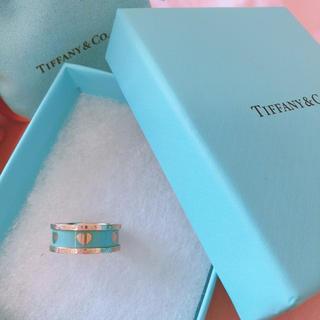 ティファニー(Tiffany & Co.)のRETURN TO TIFFANY Love Heart Ring(リング(指輪))