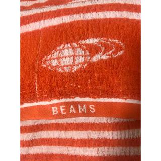 ビームス(BEAMS)のBEAMS  タオル 【セール中!!】(タオル/バス用品)