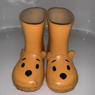 ダイアナ(DIANA)のプーサン レインブーツ  ディズニー × DIANA(長靴/レインシューズ)