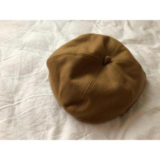 サマンサモスモス(SM2)のSM2 サマンサモスモス 美品! ベレー帽(ハンチング/ベレー帽)