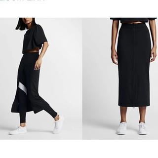 ナイキ(NIKE)のNIKE LAB × Riccardo Tisci long Skirt(ロングスカート)