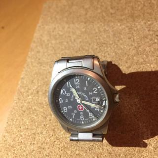 スイスミリタリー(SWISS MILITARY)のスイスミリタリー swiss military 腕時計 レディース 電池新品(腕時計)