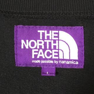 ザノースフェイス(THE NORTH FACE)のTHE NORTH FACE  ノースフェイスパープルレーベル カーディガン L(カーディガン)