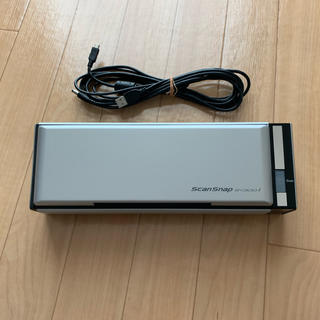 フジツウ(富士通)のScanSnap S1300i(PC周辺機器)