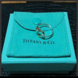 ティファニー(Tiffany & Co.)のK18 ティファニー ハートリング (リング(指輪))