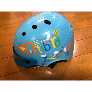 ブリヂストン(BRIDGESTONE)の子供ヘルメット ブリジストン コロン(ヘルメット/シールド)