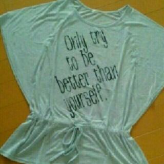 ミスティウーマン(mysty woman)のmysty woman  (Tシャツ(半袖/袖なし))