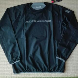 アンダーアーマー(UNDER ARMOUR)のアンダーアーマー ピステ XL 黒 サッカー(ウェア)