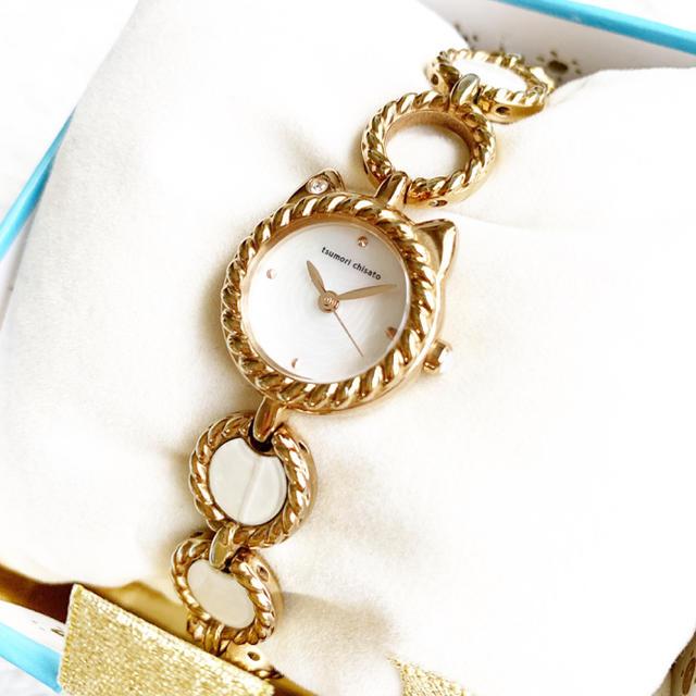 TSUMORI CHISATO - ツモリチサト リトルネコバラ レディース腕時計の通販 by Pinor's shop|ツモリチサトならラクマ