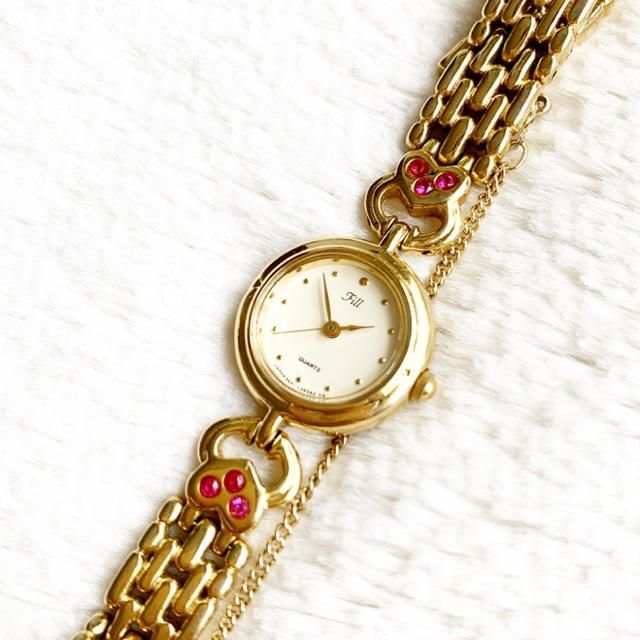 CITIZEN - 美品☆ 電池交換済み シチズン Fill レディース腕時計の通販 by Pinor's shop|シチズンならラクマ