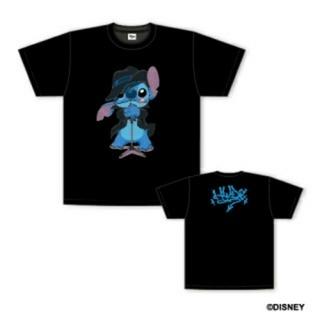 ディズニー(Disney)のHYDE 2019 ライブ グッズ スティッチ ビッグTシャツ  ハイド XL(ミュージシャン)