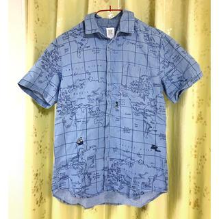 グラニフ(Design Tshirts Store graniph)のグラニフ デニムシャツS (シャツ/ブラウス(半袖/袖なし))