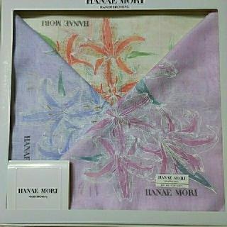 ハナエモリ(HANAE MORI)のハナエモリのハンカチ3枚セット(ハンカチ)