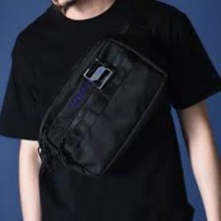 ヨウジヤマモト(Yohji Yamamoto)のYOHJI YAMAMOTO x NEW ERA 19SS  Waist Bag(ショルダーバッグ)