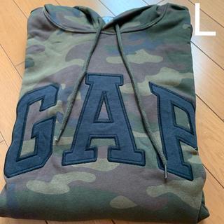 GAP - 新品GAPメンズパーカー迷彩サイズL