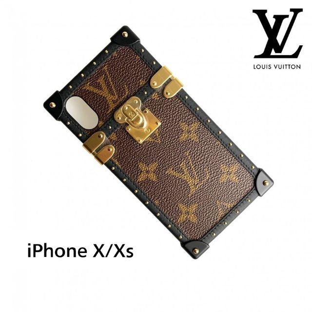 LOUIS VUITTON - ★新品★正規店購入★ルイヴィトン iPhoneケース IPHONE X XS の通販