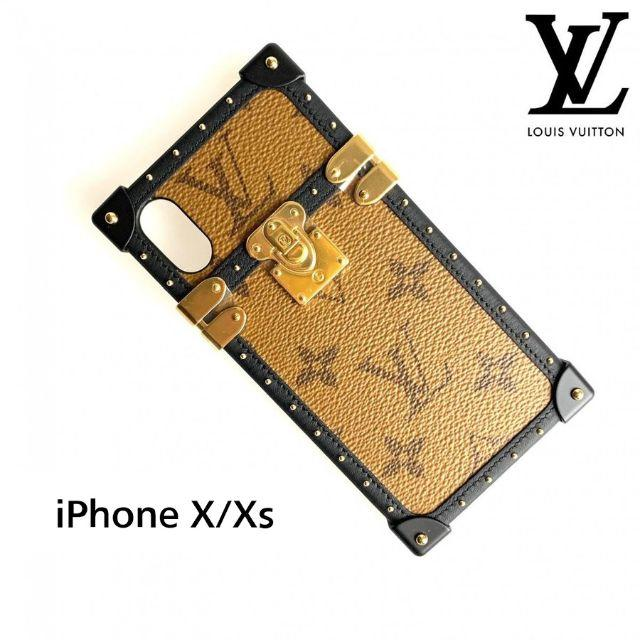 LOUIS VUITTON - ★新品★正規店購入★ルイヴィトン iPhoneケース IPHONE X XSの通販