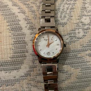 アニエスベー(agnes b.)のアニエス・ベー レディース時計(アナログ)(腕時計)