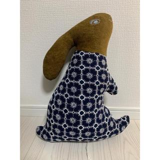 ミナペルホネン うさぎ クッション usagi cushion anemone