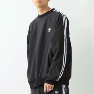 adidas - BEAMS別注 adidas originals ナイロントラックプルオーバー