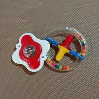 ミキハウス(mikihouse)のミキハウスおもちゃ(知育玩具)