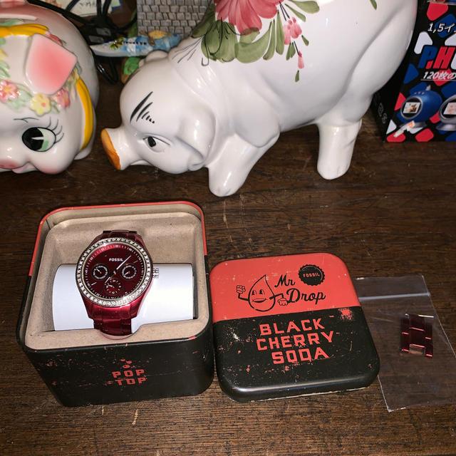 FOSSIL - フォッシル  腕時計美品箱付きの通販 by さとちゃんオモロショップ 見に来てね|フォッシルならラクマ