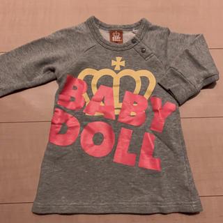 ベビードール(BABYDOLL)のBABY DOLL/パーカーワンピース(ワンピース)