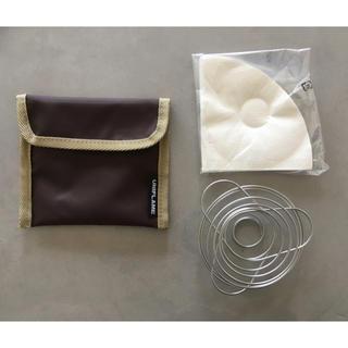 ユニフレーム(UNIFLAME)の新品◆UNIFLAME コーヒーバネットcute(調理器具)