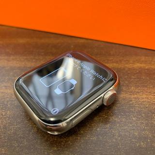 アップルウォッチ(Apple Watch)のSR様専用 Apple Watch Hermès series4 44mm (腕時計(デジタル))