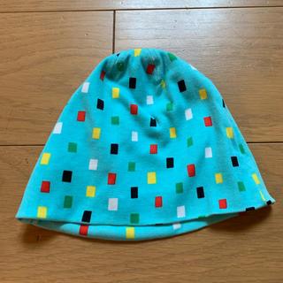 マリメッコ(marimekko)のマリメッコ ベビーキャップ(帽子)
