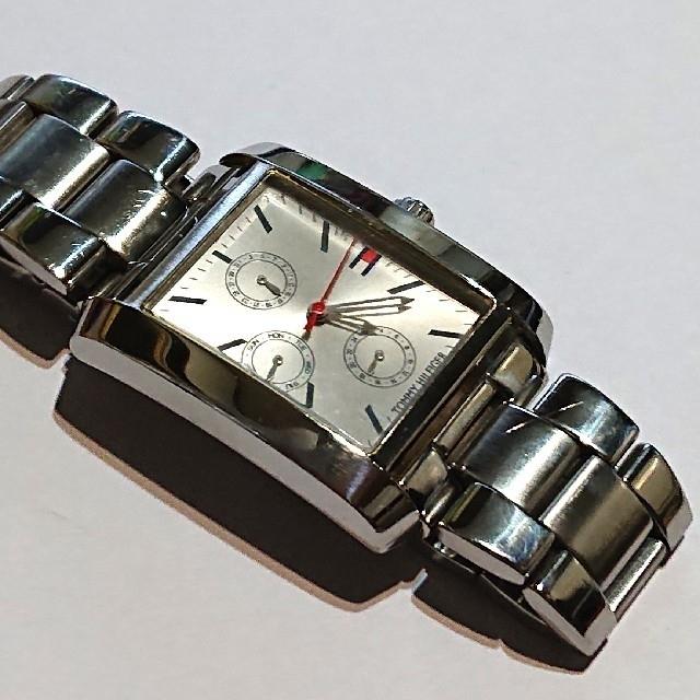 TOMMY HILFIGER - TOMMY HILFIGER 腕時計(アナログ)の通販 by Tommy☆|トミーヒルフィガーならラクマ