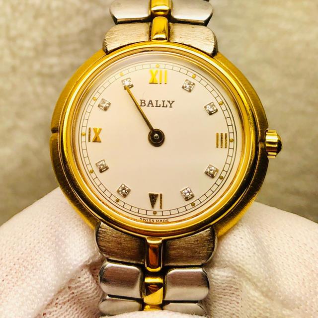 Bally - Bally レディース腕時計の通販 by Y1102's shop|バリーならラクマ