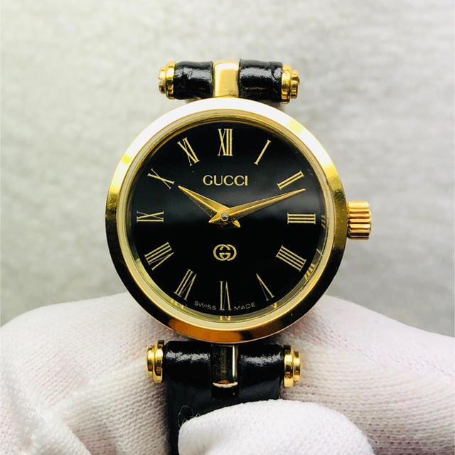 Gucci - グッチ シェリーライン レディース腕時計の通販 by Y1102's shop|グッチならラクマ