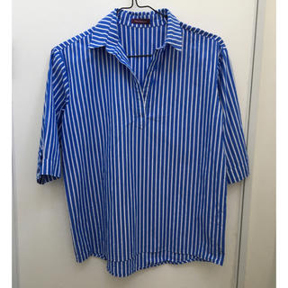 アーバンリサーチ(URBAN RESEARCH)のアーバンリサーチ ストライプシャツ(シャツ/ブラウス(長袖/七分))