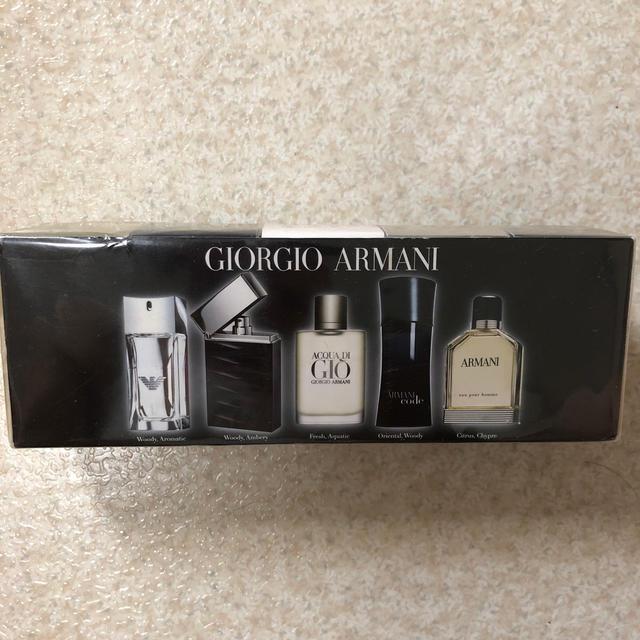 Armani(アルマーニ)のARMANI 香水 コスメ/美容の香水(ユニセックス)の商品写真