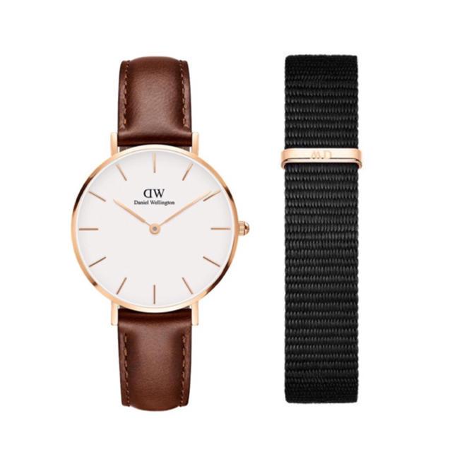 Daniel Wellington - 【32㎜】ダニエル ウェリントン腕時計DW175+ベルトSET〈3年保証付〉の通販 by wdw6260|ダニエルウェリントンならラクマ