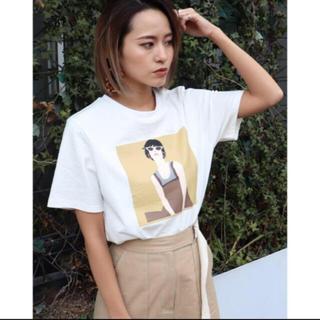MURUA - 完売商品 一度のみ着用 murua girl Tシャツ
